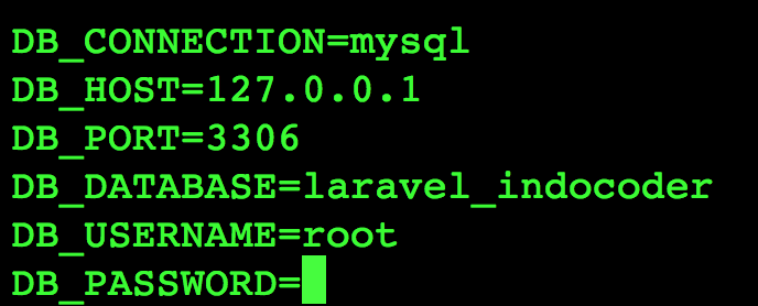 Laravel 5 6 and 5 7 Basic 1 : Simple CRUD - indocoder com