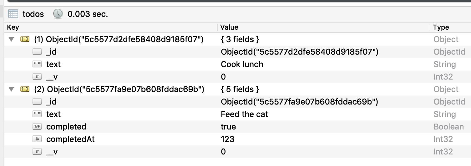 NodeJS and MongoDB : Basic CRUD Rest API - indocoder com