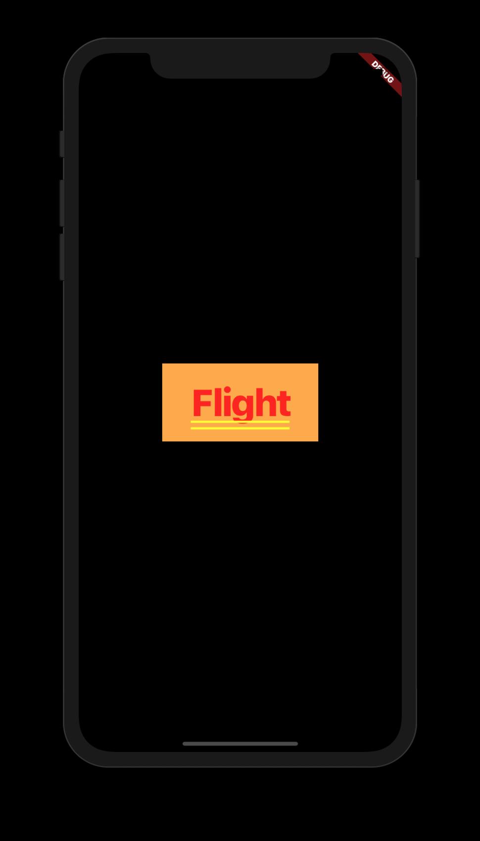 Aplikasi Flight Flutter 2