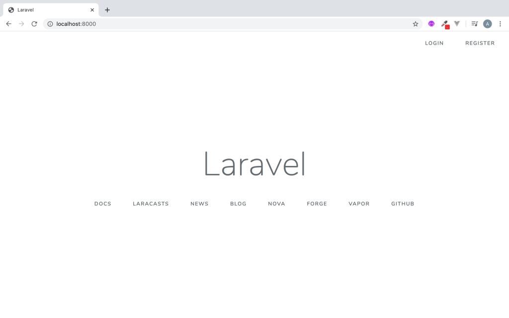 Laravel Tips Login Register